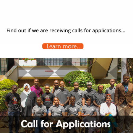 Call for Applications Governance