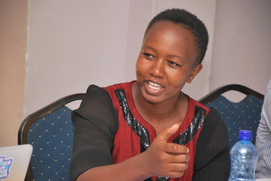 Winfred Mukosi