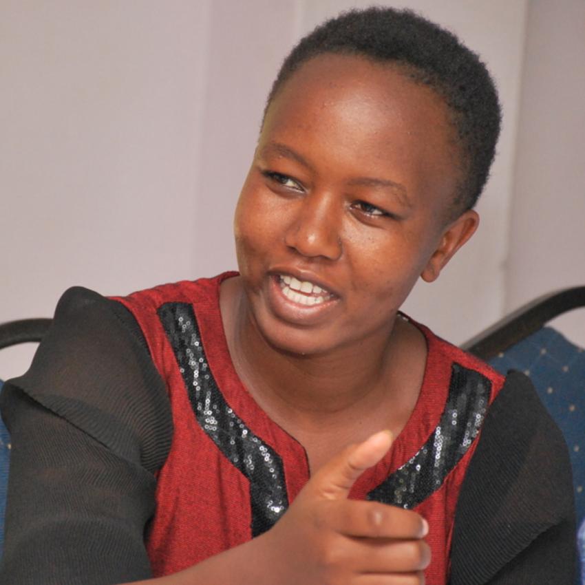 Winnie Mukosi