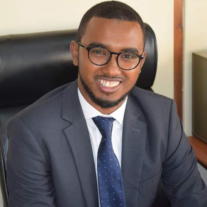 Maalim Ahmed Adow