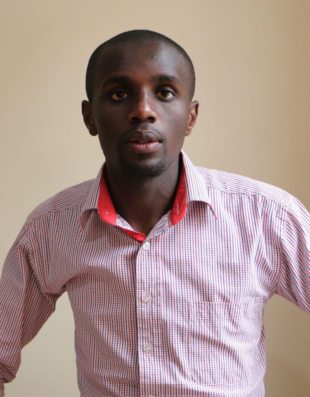 Edward Karanja Wang'ombe