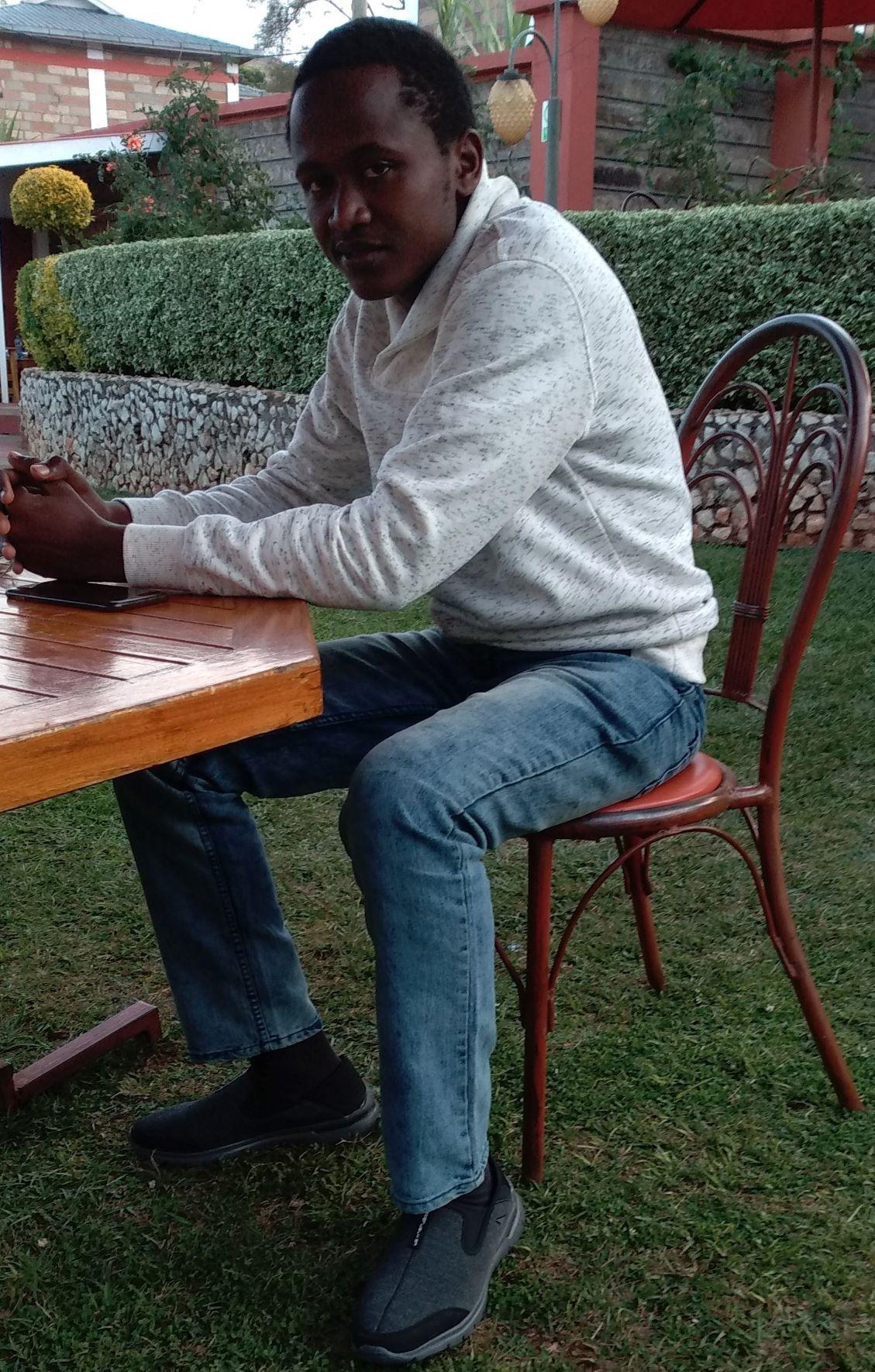 Victor Ngunjiri Mwenda