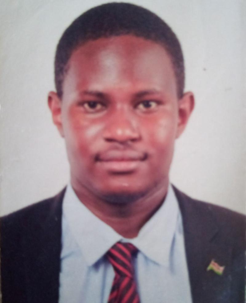 Gregory Junior Otieno