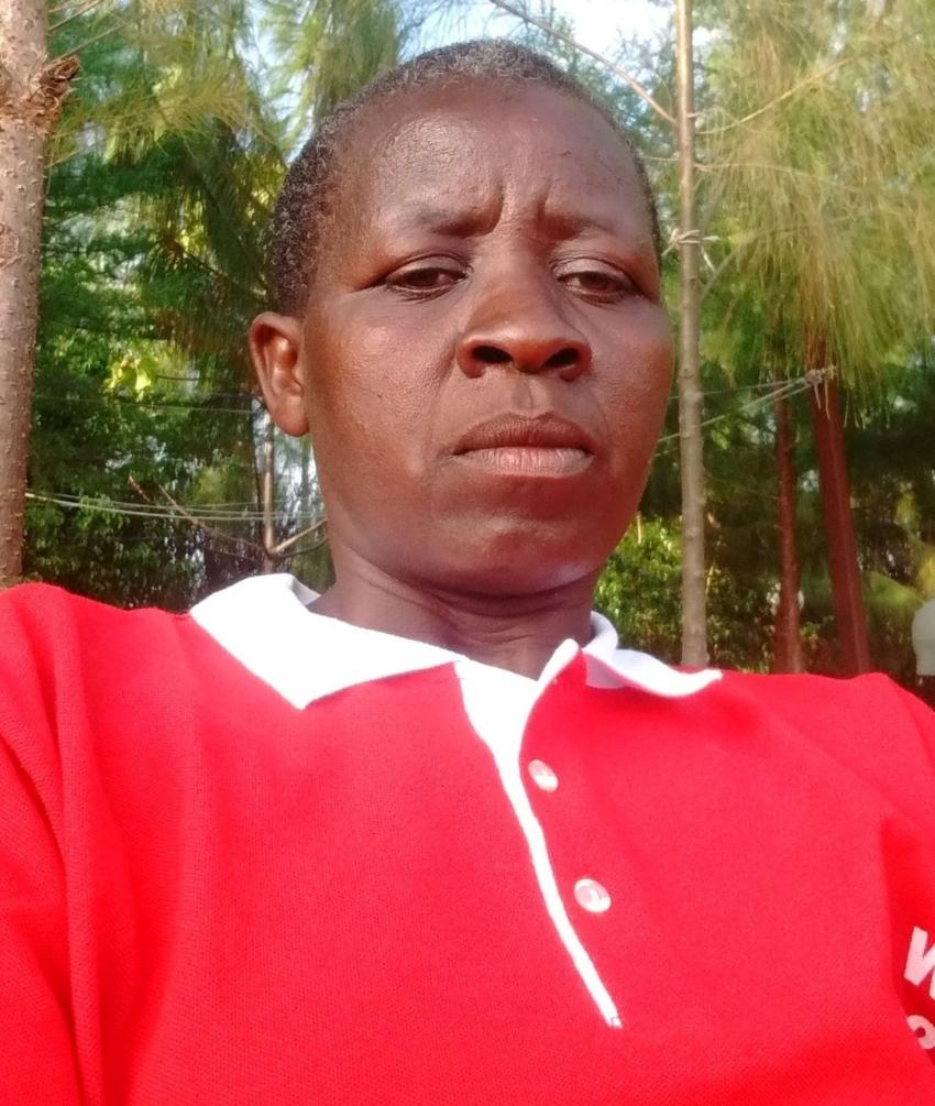 Nyokabi  Kamau